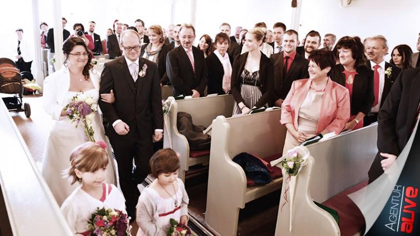 Hochzeit in Mülsen